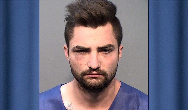 Kevin Klempner, 23, of Prescott. (YCSO/Courtesy)