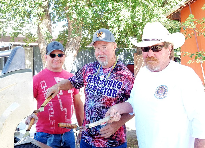 The American Legion Cordova Post 13 is planning Fourth of July barbecue. (Photo/B.Garibay)