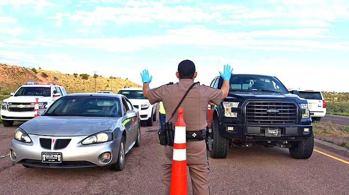 Navajo Nation extends government closure; weekend lockdowns re-implemented through July 20