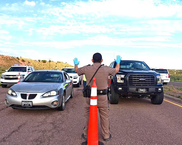 The Navajo Nation has issued additional 57-hour weekend lockdowns for the next two weeks. (Photo/Office of the Navajo Nation President)