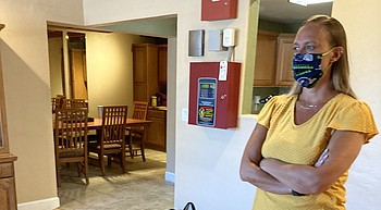 A second chance: Prescott's Catholic Charities' reentry program offers incarcerated women a way to move forward photo