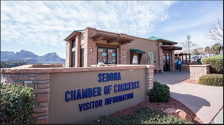 The Sedona Visitors Center is temporarily closed after an employee tested positive for COVID-19. The Sedona Public Library closed due to an employee testing positive there. VVN file photo