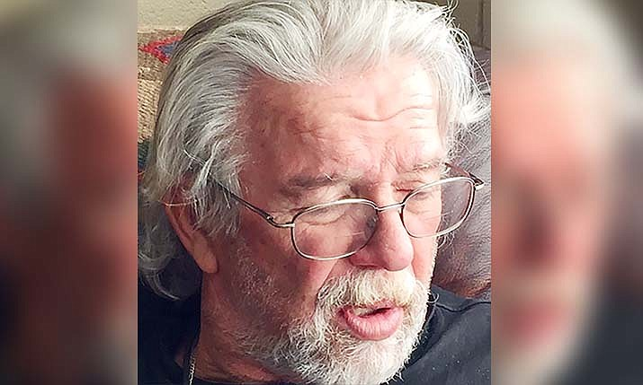 Terry Olsen, 73, has been missing from the Rimrock area since Wednesday, according to the Yavapai County Sheriff's Office. He suffers from both schizophrenia and dementia and is without his medication. Courtesy of Yavapai County Sheriff's Office