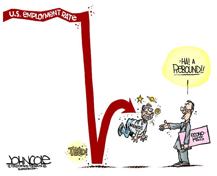 Editorial cartoon (2): July 6, 2020