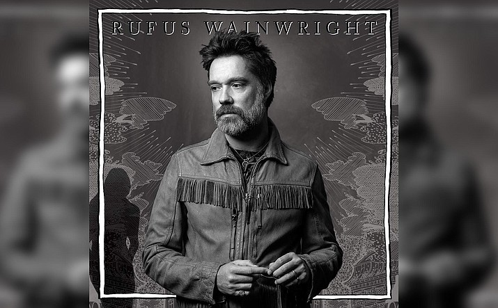 'Unfollow the Rules' is Rufus Wainwright's ninth album of original material.