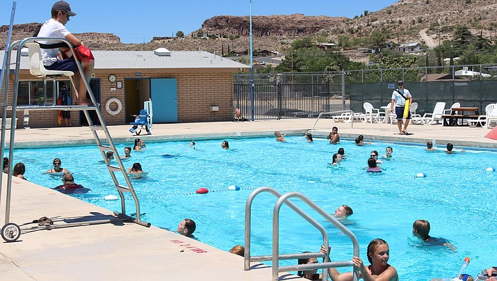 The National Weather Service has issued an excessive heat watch for the upcoming weekend, with a high temperature of 108 degrees forecast for Saturday, July 11. (Miner file photo)