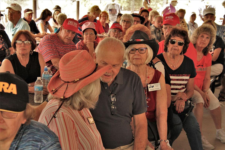 Mohave County GOP is taking picnic safety precautions