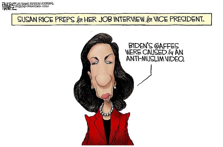 Editorial cartoon (1): July 9, 2020
