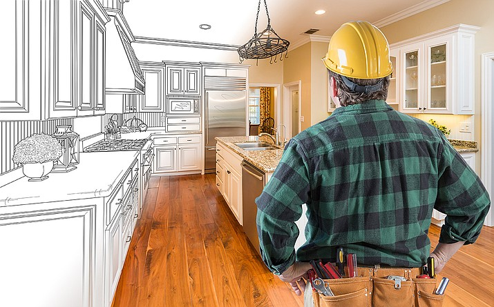 COVID-19 has caused delays in materials manufacturing, delaying the start of contracted home projects. (Courier stock image)