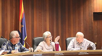Kingman Planning and Zoning Commission to consider related rezoning requests photo