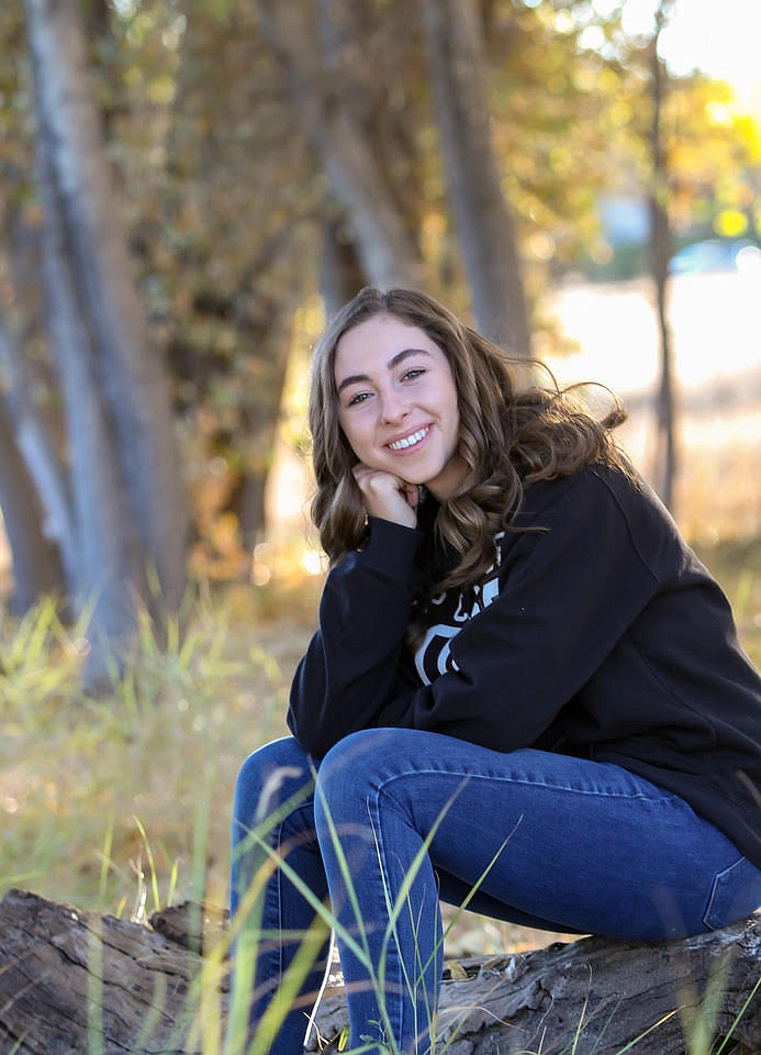 Natalie D'Angelo has accepted the coveted STAR scholarship for $2,500 from the Arizona EG Chapter of PEO, a philanthropic organization. (Courtesy)