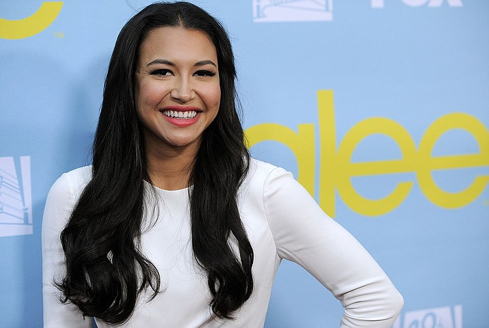 """Naya Rivera, a cast member in the television series """"Glee,"""" poses at a screening and Q&A for the show, at the Academy of Television Arts and Sciences in Los Angeles on May 1, 2012. Authorities say a body has been found at a Southern California lake during the search for """"Glee"""" star Naya Rivera. The Ventura County Sheriff's Office says in a tweet that the body was found Monday morning, July 13, 2020, in the search of Lake Piru for Rivera, five days after her 4-year-old son was found alone in a boat the two had rented. (Chris Pizzello, AP File)"""