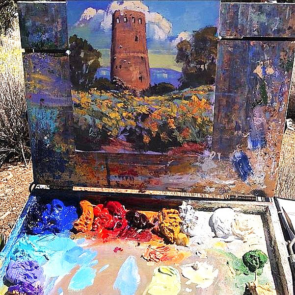 Twenty-five artists shared different interpretations of the Grand Canyon at the 2018 Celebration of Art at Grand Canyon National Park. (Photos courtesy of Grand Canyon Association)