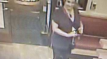 YCSO seeking information on suspect involved in credit card fraud photo