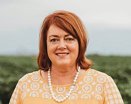 Tiffany Shedd is a Republican candidate for District 1, serving the Navajo and Hopi reservations. The primary election takes place Aug. 4. (Submitted photo)