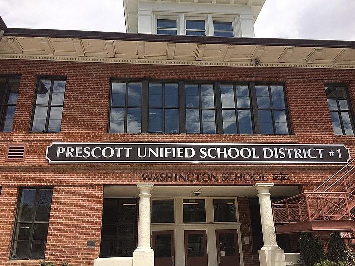 Prescott Unified School District's Washington School