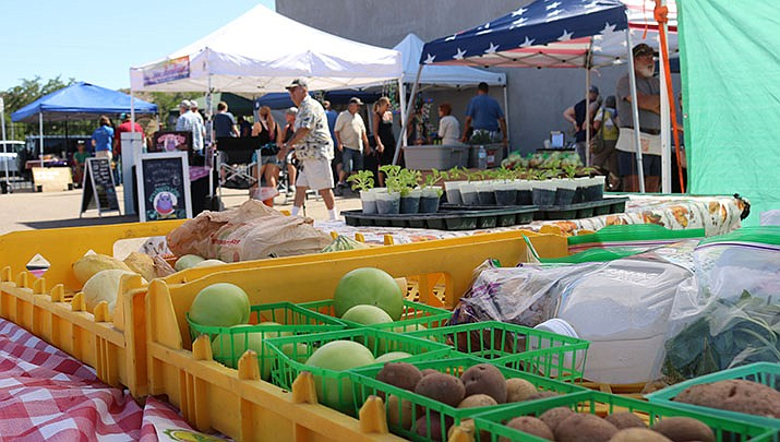 Kingman will now have two farmers markets on Saturday mornings when the Original Kingman Farmers Market opens on Saturday, July 25 at the Thunder-Rode Event Center, 102 E. Beale St. (Miner file photo)