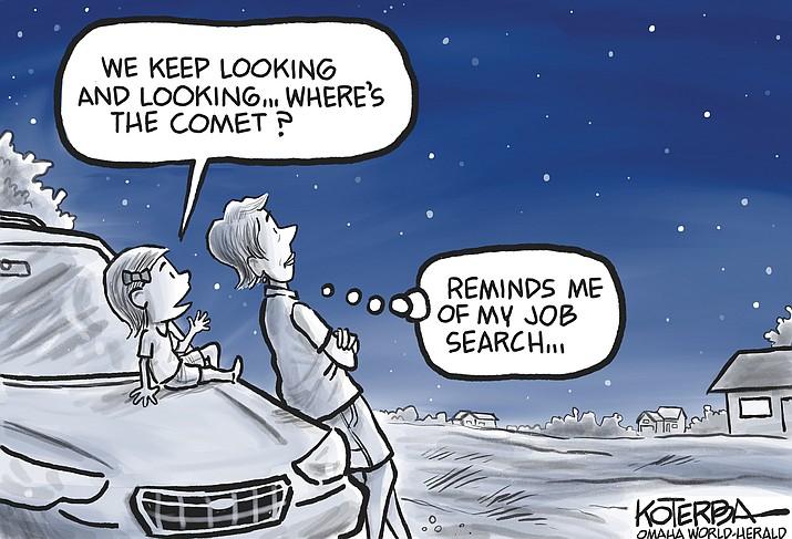 Editorial cartoon (1): July 28, 2020
