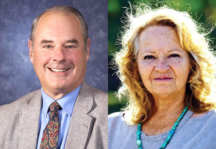 Eric Marcus, Carol Anne Teague.