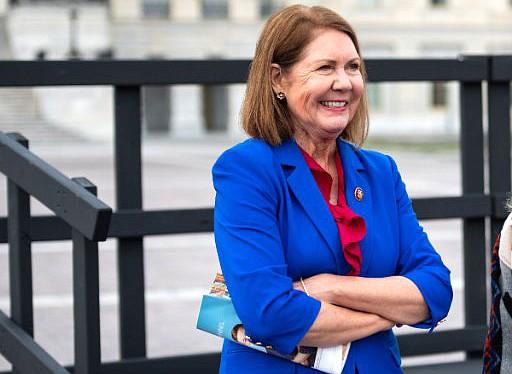 Rep. Ann Kirkpatrick [D-AZ] (Photo/Ann Kirkpatrick, Twitter)