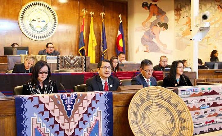 (Photo courtesy Navajo Nation Office of the President and Vice President)