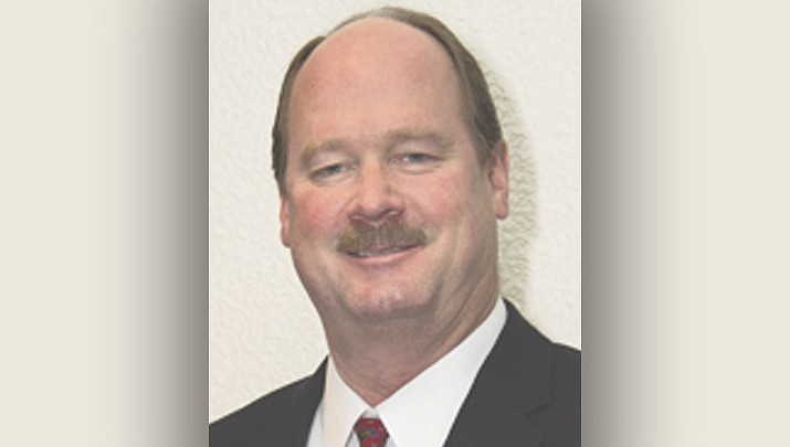 Yavapai County Administrator Phil Bourdon.