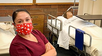 Certified Nursing Assistant program returns to Coconino Community College in Page photo