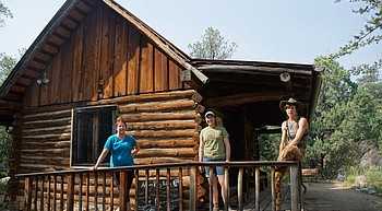 Nature Center will once again be outdoor learning center for Prescott students photo