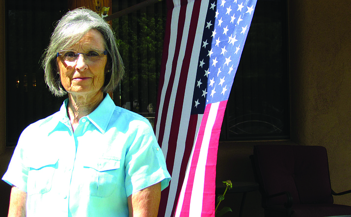 Dee Jenkins now has a 22-vote lead in her effort to become Camp Verde' next mayor. Courtesy photo