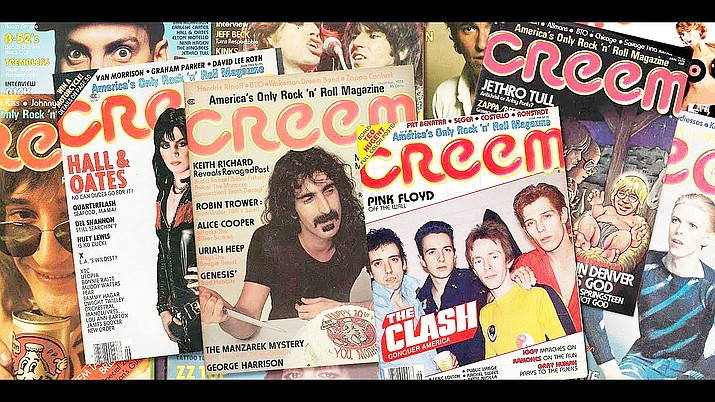 """Capturing the messy upheaval of the '70s just as rock was re-inventing itself, """"CREEM: America's Only Rock 'n' Roll Magazine"""" explores CREEM Magazine's humble beginnings in post-riot Detroit."""