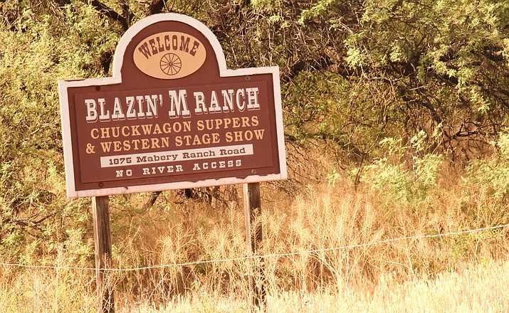 Dan and Lori Mabery have decided to sell the Blazin' M Ranch business and the property it occupies. Tuesday evening, the Cottonwood City Council met to decide if it will take any action related to the property or the closure. VVN/Jason Brooks