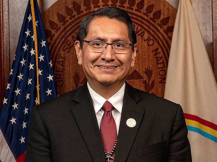 Navajo Nation President Jonathan Nez will address the 2020 Democratic National Convention Aug. 18. (Photo/OPVP)