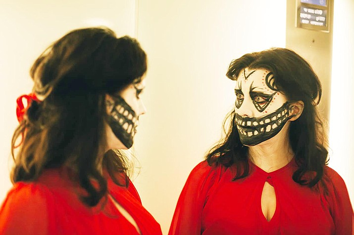 Alice Lowe in 'Prevenge.' Shudder