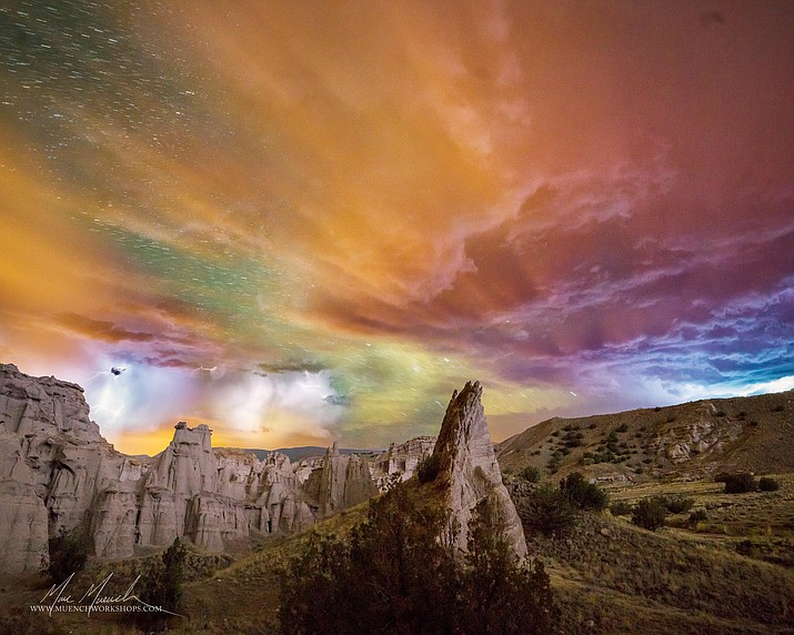 Dramatic Sky. Photograph by Marc Muench