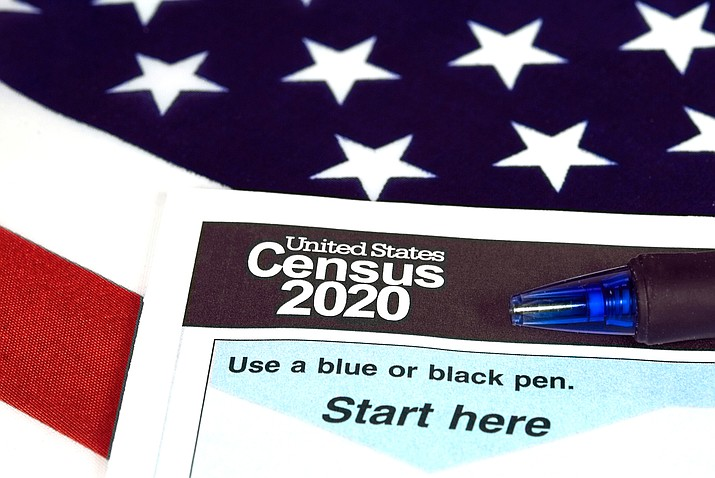 The 2020 Census can be completed by calling 1-844-330-2020 or online at azcensus2020.gov. (Photo/Adobe Stock)