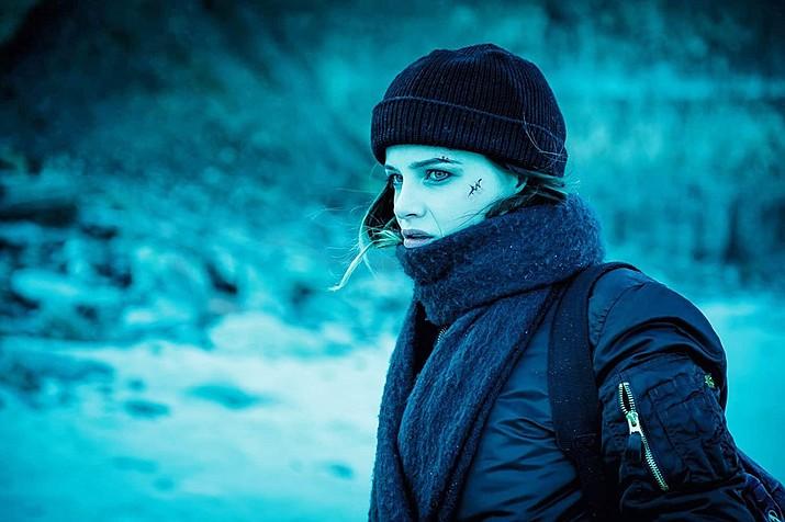 Jasna Fritzi Bauer stars in 'Cut Off.' Dark Sky Films