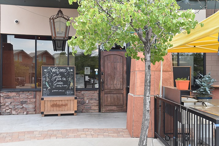 Goods from the Garden, 3250 Gateway Blvd., Suite 516, will soon expand its operations at Prescott Gateway Mall. (Jesse Bertel/Courier)