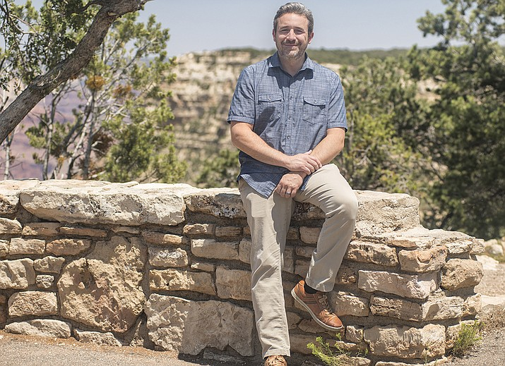 Originally from Canada, Marc Ducharme took over as general manager for Grand Canyon National Park Lodges on the South Rim of Grand Canyon National Park earlier this year. (V. Ronnie Tierney/WGCN)