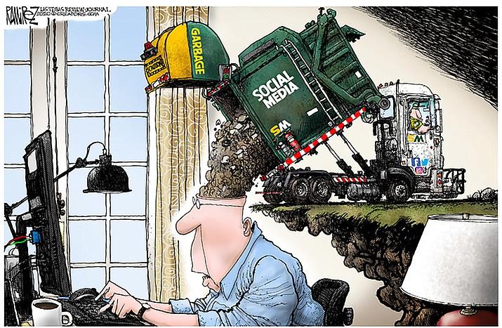 Editorial cartoon (2): Sept. 11, 2020