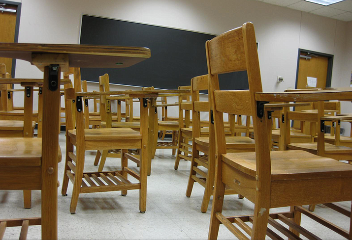 The Bureau of Indian Education has unveiled a school reopening plan that leans heavily toward kn-person education, as soon as next week. Tribal officials say they were blindsided by the announcement, which came despite their concerns about health safety during the COVID-19 pandemic. (Photo by alamosbasement)