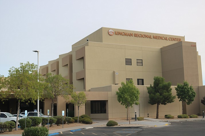 Kingman Regional Medical Center is looking for participants for a research study to determine how COVID-19 spread through the Kingman medical service area. (Photo by Travis Rains/Kingman Miner)