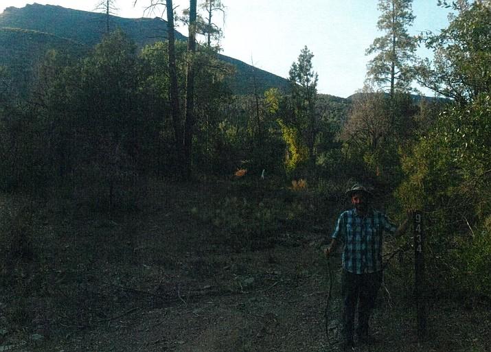 A hike on No Name Mountain (Ted Johnson/Courtesy