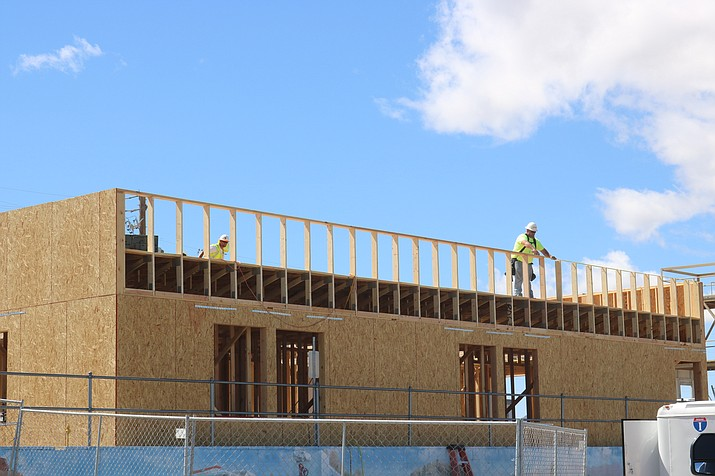 Mohave County issued 13 building permits during the week ending Friday, Sept. 4. (Photo by Travis Rains/Kingman Miner)