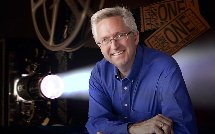 Patrick Schweiss has been Sedona International Film Festival's executive director since July 2004. Photo courtesy Gary Glenn of Gary Glenn Portraits
