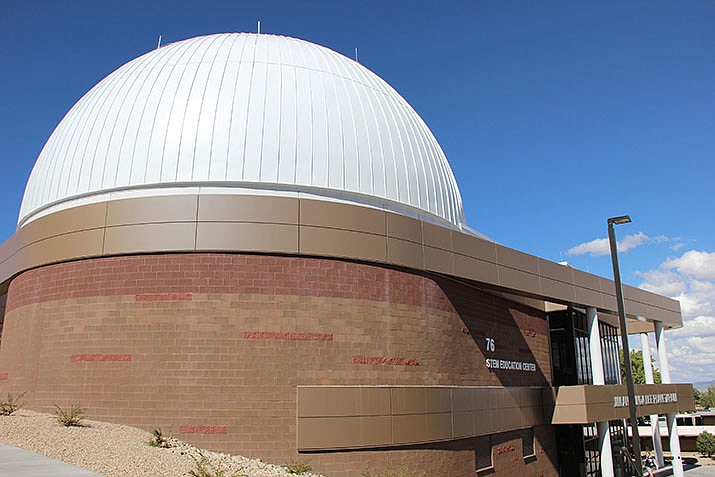 Eric Edelman, director of the Jim and Linda Lee Planetarium at Embry Riddle Aeronautical University, will stream a live tour of the Prescott night sky, showing constellations, planets, and more at 6 p.m. Thursday Sept. 17.