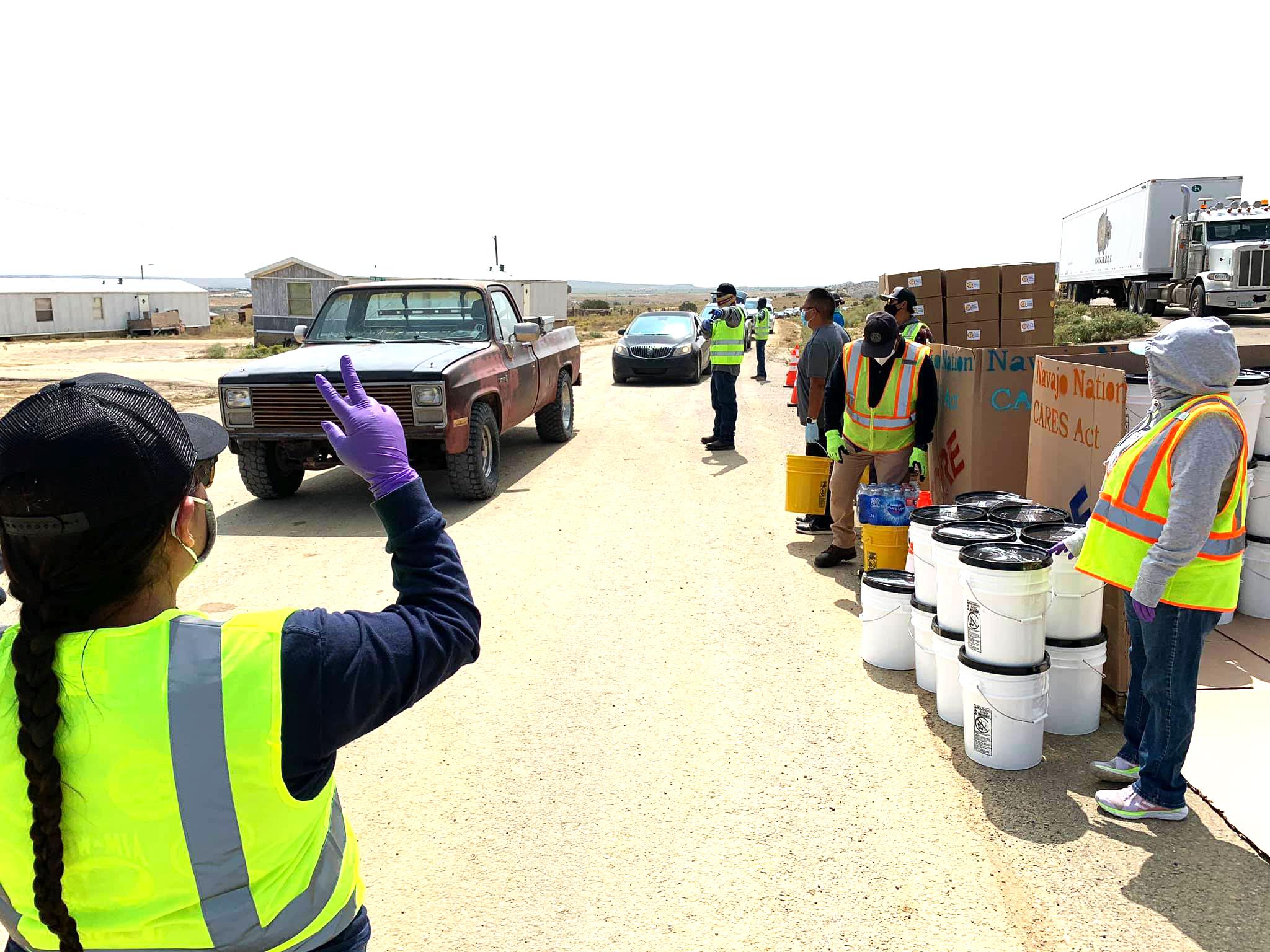 Navajo Nation To Participate In Pfizer Biontech Covid 19 Vaccine Trial Navajo Hopi Observer Navajo Hopi Nations Az