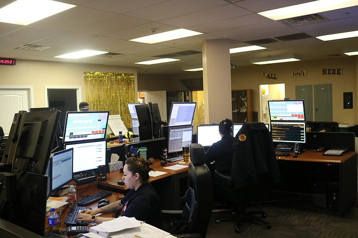 Along with the award of construction contracts for a new runway at the Kingman Airport, council approved an agreement with Motorola Solutions for a Computer Aided Dispatch system for first responders at its Tuesday, Sept. 15 meeting. (Miner file photo)