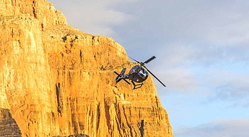 Virus-related travel decline hits Maverick Helicopter tours photo