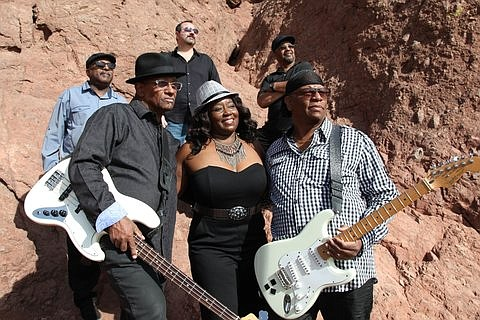 Bluesman Mike and the Blues Review Band. (Submitted photo)