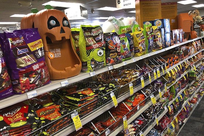 Prescott Halloween 2020 Americans load up on candy, trick or treat   or not | The Daily